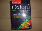 The Concise Oxford Dictionary - Judy Pearsall ,550121