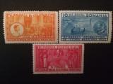 TIMBRE NESTAMPILATE ROMANIA 1932