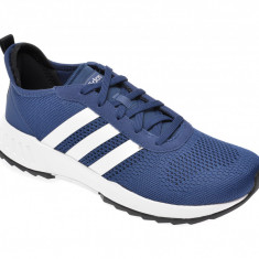 Pantofi sport ADIDAS bleumarin, Phosphere, din material textil