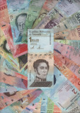Cumpara ieftin Set Venezuela cel mai complet :) 27 bancnote bolivares bolivari 2-1 milion unc, America Centrala si de Sud