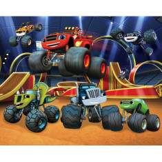 Tapet pentru Copii Blaze and the Monster Machines, 243 x 304 cm