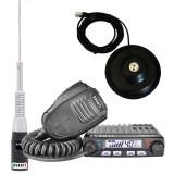 Cumpara ieftin Promotie statie radio CB Avanti Supremo + antena CB Avanti Hermes + baza...
