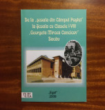 Scoala cu clasele I-VIII GEORGETA MIRCEA CANCICOV Bacau (2009) - Ca noua!