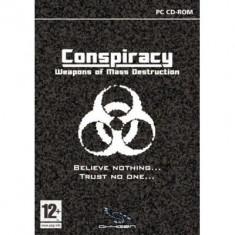 Conspiracy - Weapons of Mass Destruction
