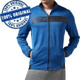 Bluza Reebok Workout Mel Graph pentru barbati - bluza trening - bluza originala