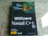 UTILIZARE VISUAL C++ 6 - JON BATES