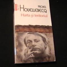 HARTA SI TERITORIUL-MICHEL HOUELLE BECQ-TRAD-DANIEL NICOLESCU-393 PG- TOP-10+