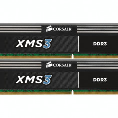 Memorie Corsair XMS3 2x4GB 1600MHz DDR3 CL9