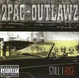 CD 2Pac + Outlawz – Still I Rise, original