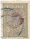 Silistra, 1913 - 3 B, obliterat, Stampilat