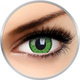 Cumpara ieftin Vivid Green - lentile de contact colorate verzi trimestriale - 90 purtari (2 lentile/cutie)