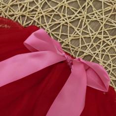 Costum haios de balerina pentru bebelusi, fotografii memorabile pentru parinti