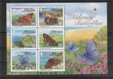 Fauna ,fluturi din Alderney.