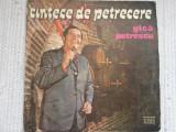 Gica petrescu cantece de petrecere disc vinyl lp muzica populara lautareasca, VINIL, electrecord