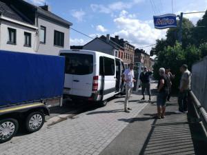 Transport Antwerpen Koln
