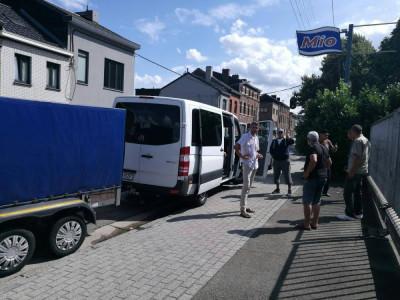 Transport Antwerpen Koln foto