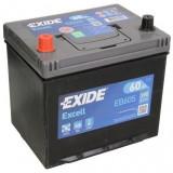 Baterie auto Excell 60Ah, 390A, 60 - 80, Exide