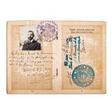 Pasaport Stavru Tarasov