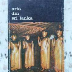 ARTA DIN SRI LANKA - S.I. TIULEAEV, G. M. BONGARD LEVIN
