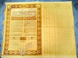 5612-Titlu actiuni 500 Lei-Uzinele Fier RESITA 1939 Societate anonima.