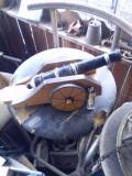 Macheta Tun din fonta cu afet din lemn