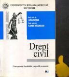 Drept civil Lucia Giosan, Florea Magureanu