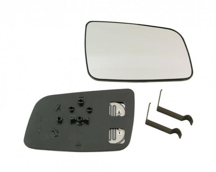 Geam oglinda Opel Astra G 1998-2009 sticla oglinda convexa cu incalzire Dreapta 6428739