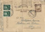 Carte postala militara romaneasca 1949