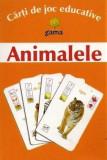 Carti De Joc Educative - Animalele |