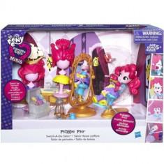 Set de joaca Salonul de coafura al lui Pinkie Pie My Little Pony Minis Equestria Girls