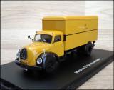 Macheta Magirus-Deutz S 6500 Rundhauber (1952) 1:43 Schuco (vitrina crapata)