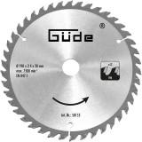 Cumpara ieftin Disc pentru fierastrau circular, taiere lemn Guede GUDE58155, O190x20 mm, 42 dinti