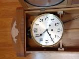 De colectie! Superb ceas de perete Gustave Becker anii 1920 functional !