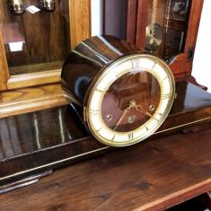 Ceas de semineu cu pendula Lauffer