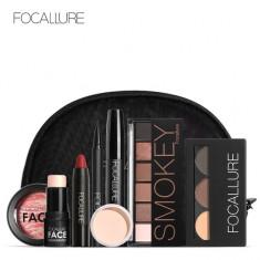 Set machiaj Kit 9 produse cosmetice Focallure Make up set