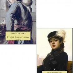 Dostoievski - Frații Karamazov ( 2 vol. )