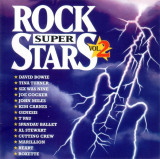 CD Rock Super Stars Vol.2: Tina Turner, Roxette, Joe Cocker