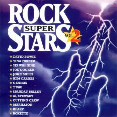 CD Rock Super Stars Vol.2: Tina Turner, Roxette, Joe Cocker