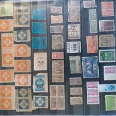 Lot timbre fiscale Romania