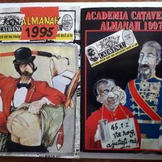 Almanah Academia Catavencu 1995 + 1997 / C47P