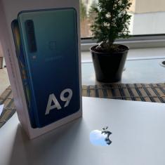 Samsung Galaxy A9 Blue SIGILAT