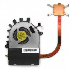 Cooler cu radiator Laptop, Acer, Aspire V5-551, DFS531005FL0T, 34ZRPTMTN30