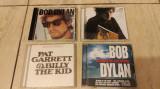 Pachet 4 cd-uri originale Bob Dylan Pret pentru toate! Vand si separat!