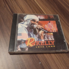 CD R.KELLY - LOVE LAND ORIGINAL
