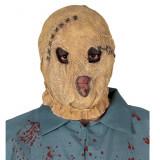 Masca Bandit,latex