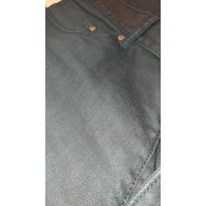 Blugi negri barbati H&M satinati, marima 39