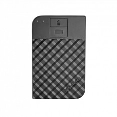 Hard disk extern Verbatim Fingerprint Secure 2TB USB 3.1 2.5 inch Black