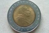 MONEDA 500 LIRE 1982-VATICAN (Educatie)