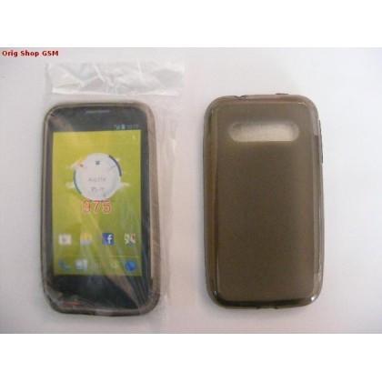 Husa Capac Silicon Huawei Vodafone SMART 3 (975) Fumuriu