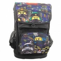 LEGO Ninjago, Ghiozdan scoala Maxi cu sac sport Urban